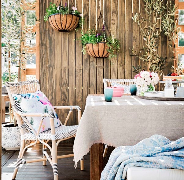 Making An Outdoor Space Home