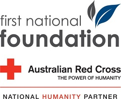 First National Foundation Australian Red Cross