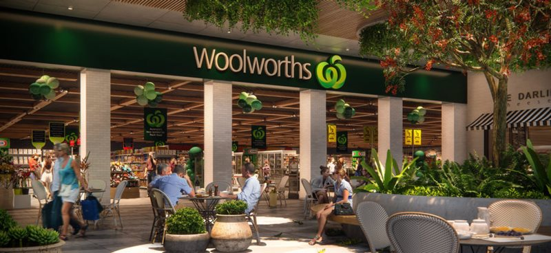West Village's Woolworths